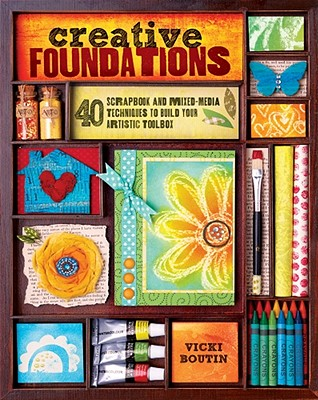 Creative Foundations By Boutin, Vicki